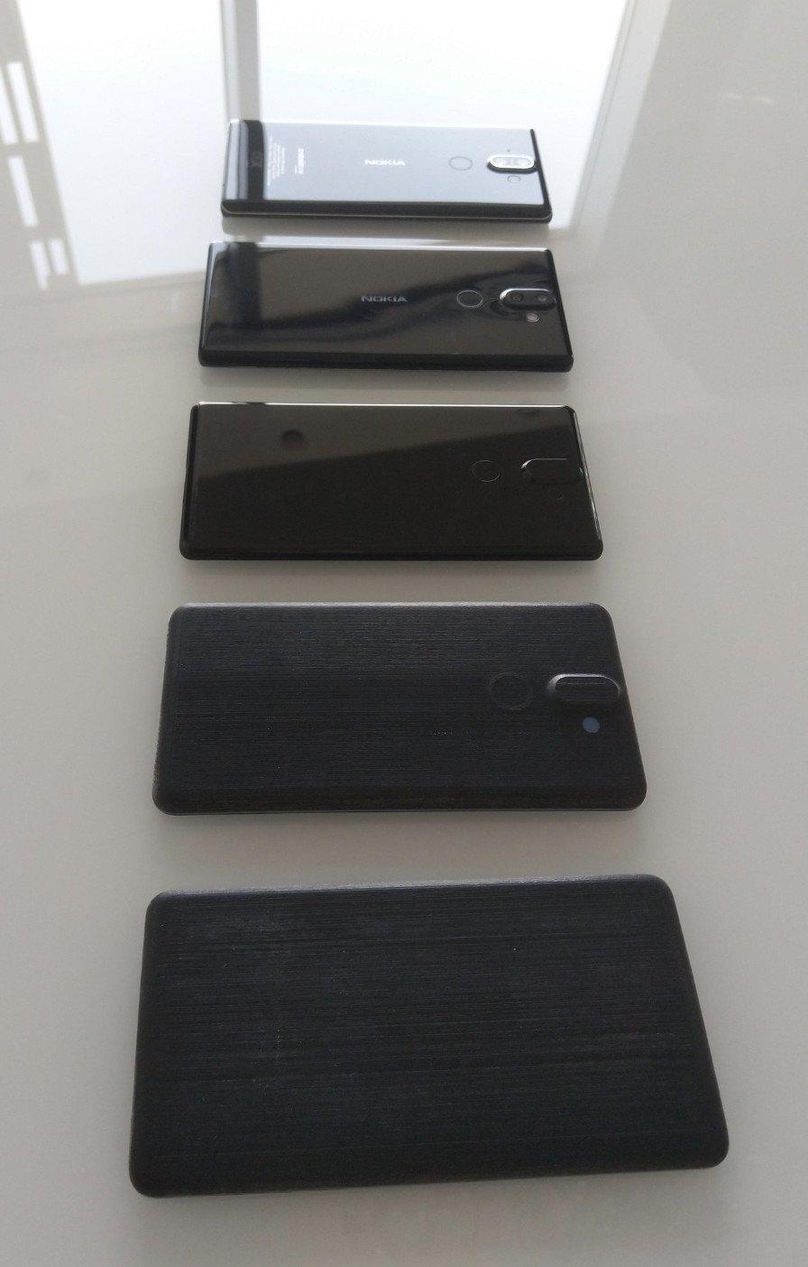 Nokia'nın Telefon Prototipleri Sergilendi