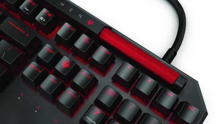 OMEN serisi için HP Sequencer klavye