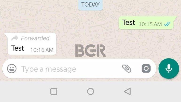WhatsApp'a Yeni Bir İşlev Yolda