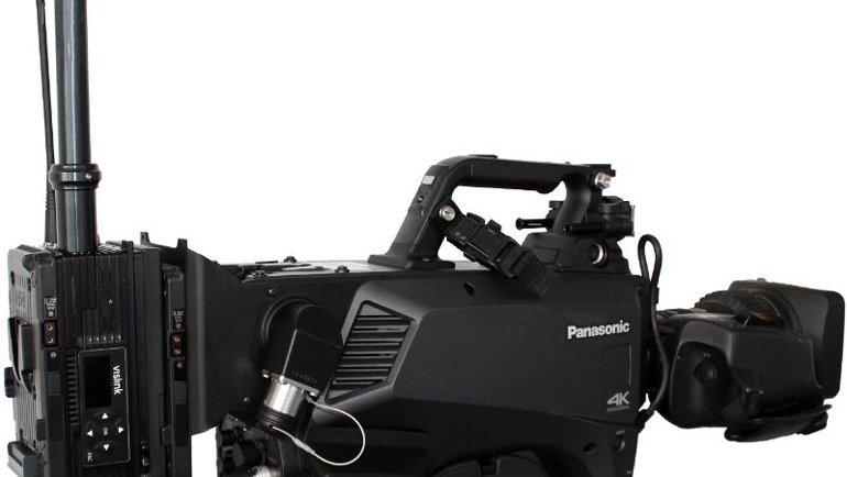 Panasonic, IMT Vislink ile Kablosuz Oluyor