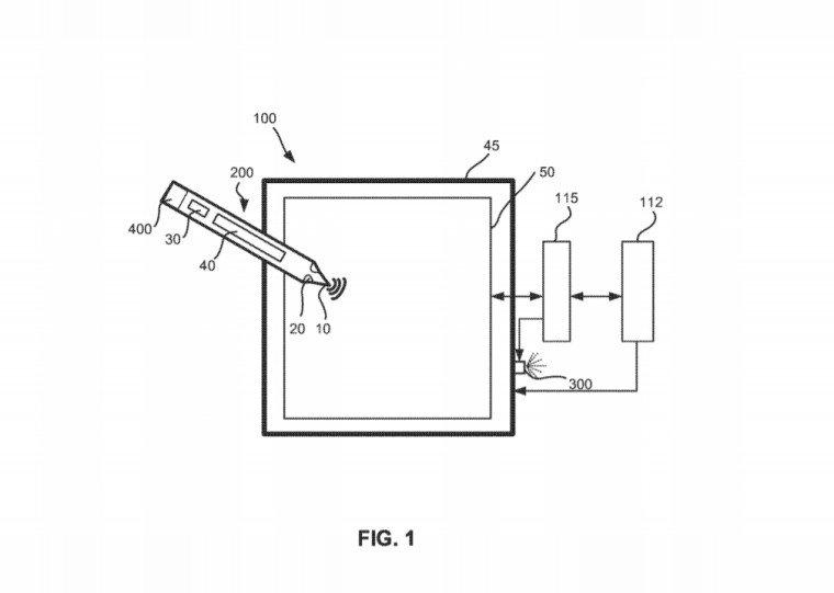 Güneş Enerjili Surface Pen Patenti