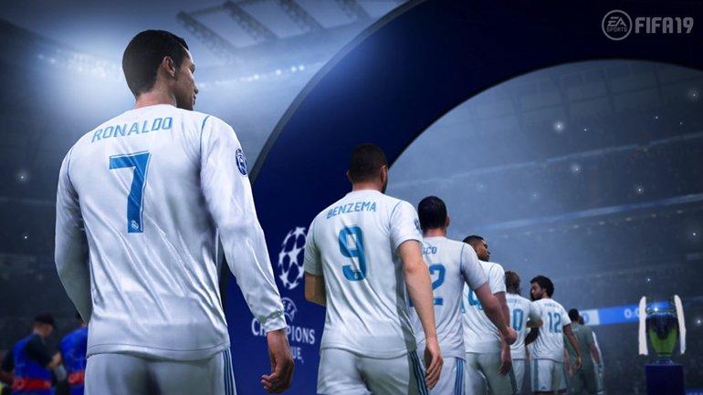 FIFA 19, Champions League'den Fazlası ile Geliyor