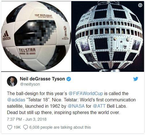 Dünya Kupası Topu İçerisinde Bir Çip Bulunuyor