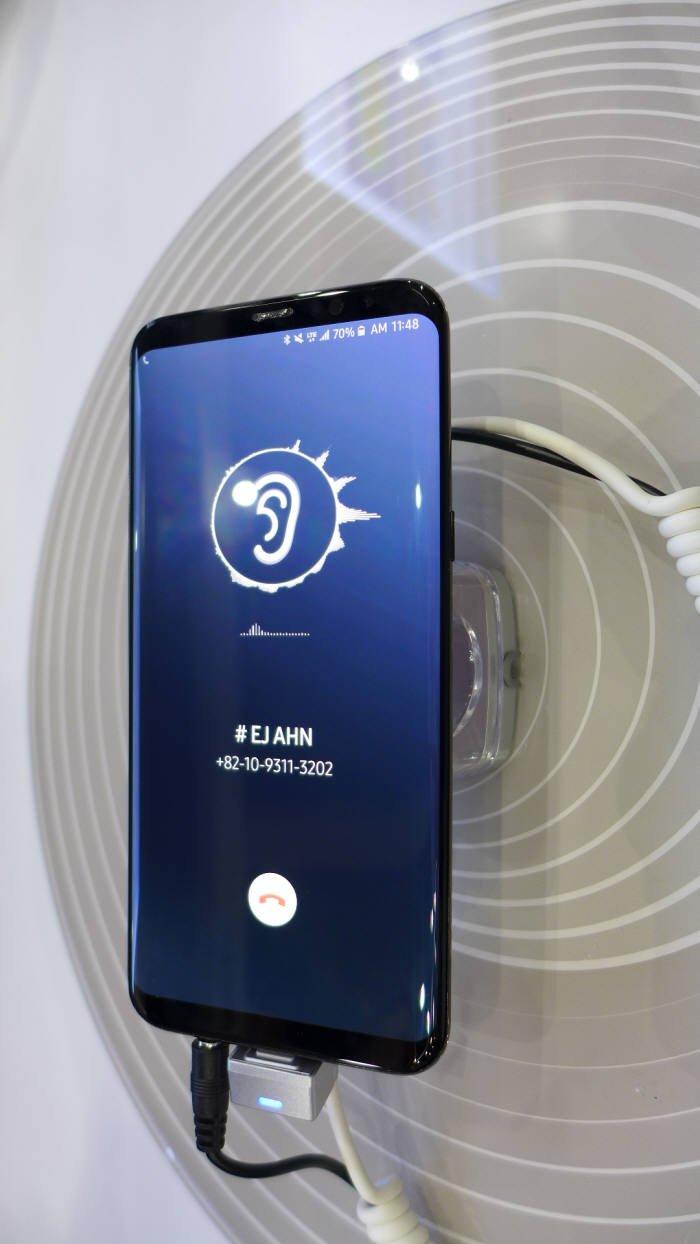 """Galaxy S10'un Ekranı, """"Hoparlörlü"""" Olabilir!"""