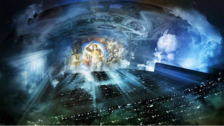 Panasonic, Michelangelo'ya Hayat Verdi