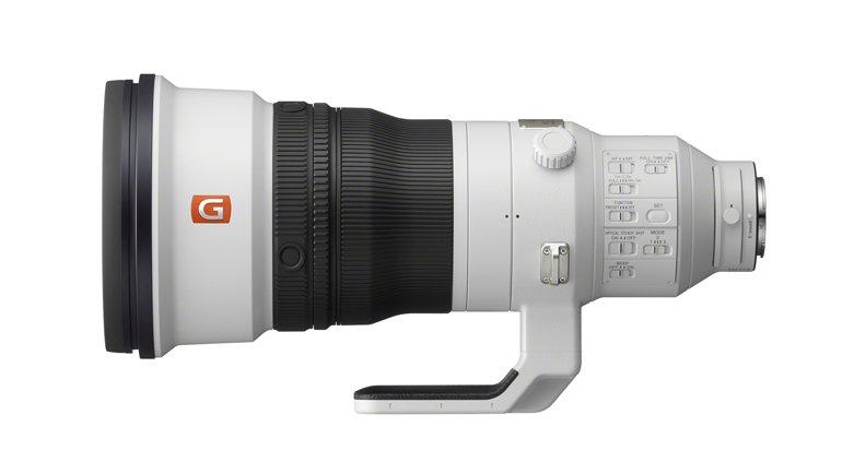 Dünyanın en hafif 400mm F2.8 Prime lensi