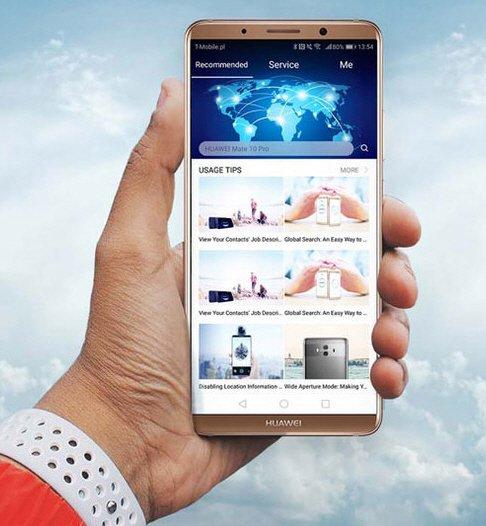 Huawei HiCare uygulaması