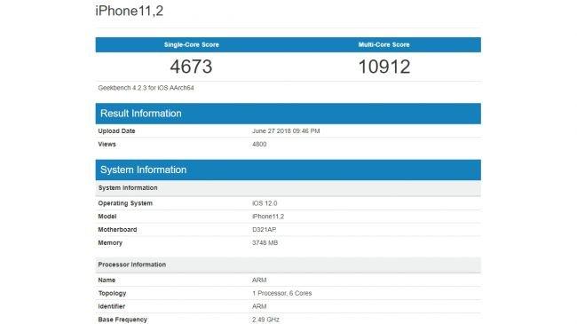 iPhone XI Daha Fazla RAM'le Gelebilir!