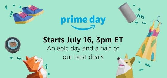Amazon Prime Day 2018'de Büyük İndirimler Olacak