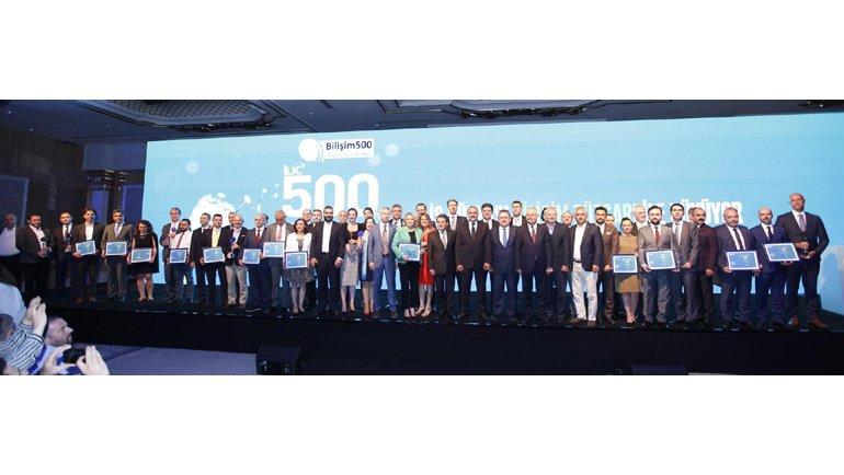 İşte Türkiye'nin 2017'ye Damga Vuran 500 Şirketi!