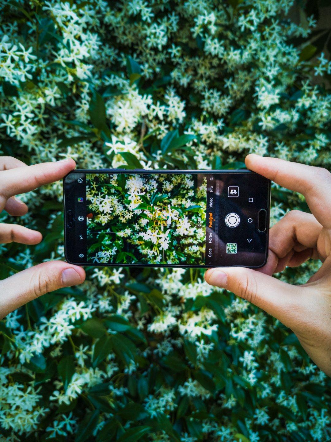 Dünyanın ilk Leica üçlü kamerası HUAWEI P20 Pro'da
