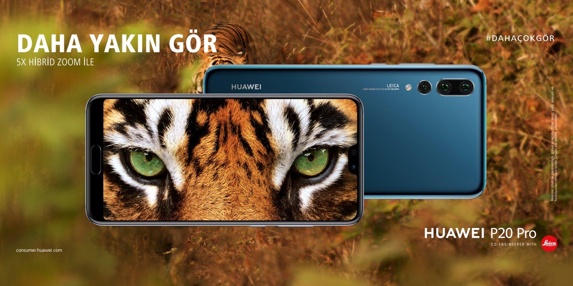 5X Hybrid Zoom sayesinde daha çok gör!