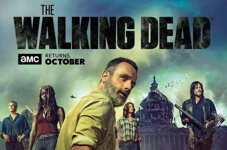 The Walking Dead serisinin geleceği belli oldu!