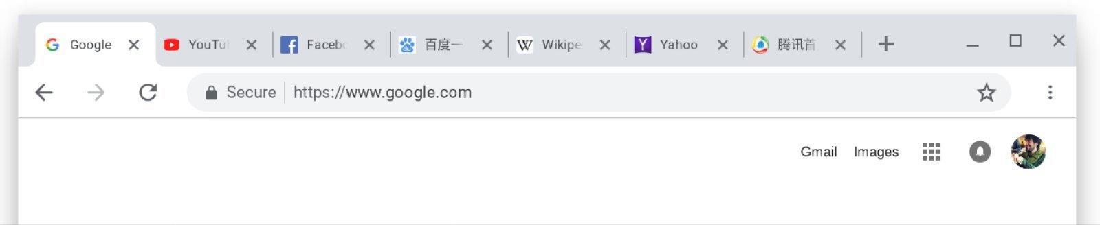 Chrome'un Yeni Tasarımı Bize Çok Yakın