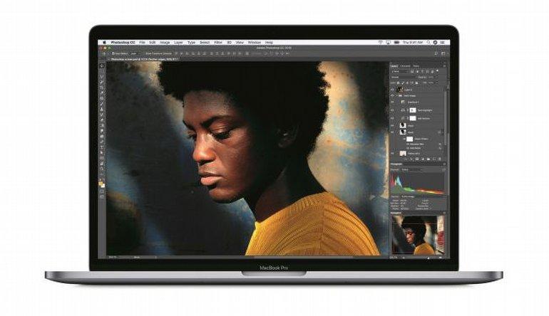 Apple, yeni MacBook Pro'larını tanıttı!