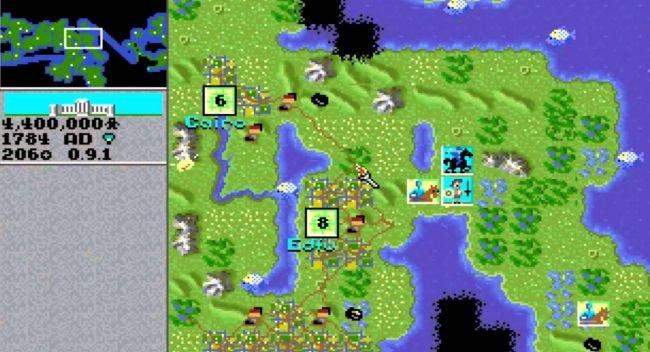 Sid Meier's Civilization (1991)
