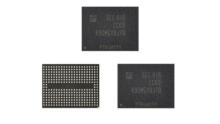 5. Nesil Samsung V-NAND Üretimine Başlandı