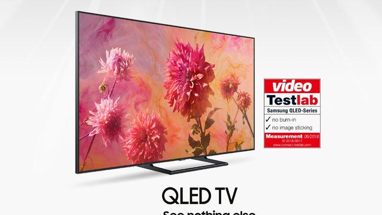 Samsung QLED TV ile Burn-in Sorununa Elveda