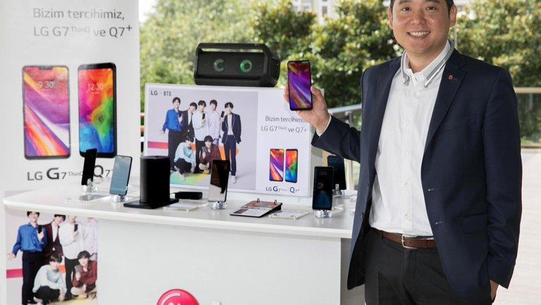 LG G7 ThinQ elimizde! İşte LG G7'nin özellikleri!