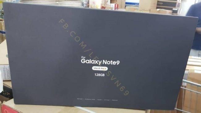 Galaxy Note 9, Bunlarla Gelecek!