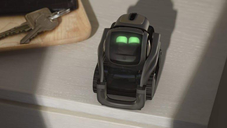 1,5 Milyon Satan Mini Robot: Anki Cosmo