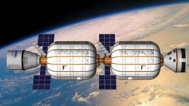 Aurora Station ile uzay turizmi