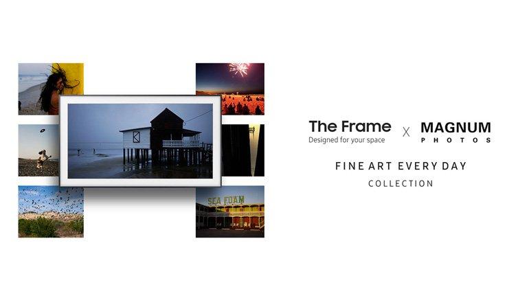 Samsung The Frame Serisine Yeni Koleksiyon