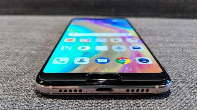 Huawei P20: Tasarım