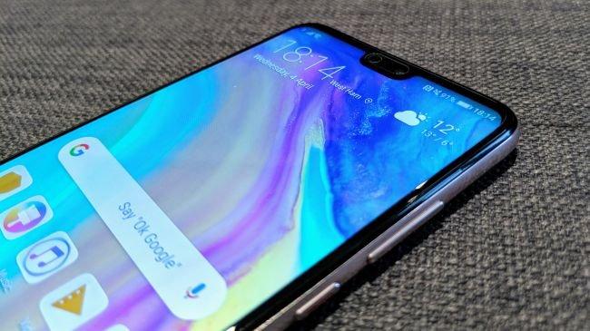 Huawei P20: Performans