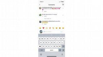 """Instagram, """"Emoji Kısayol Çubuğu""""nu Deniyor!"""