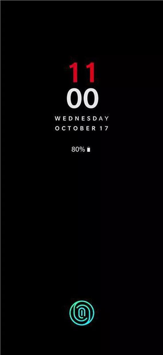 OnePlus 6T, Ekran İçi Parmak Tarayıcıyla Gelecek