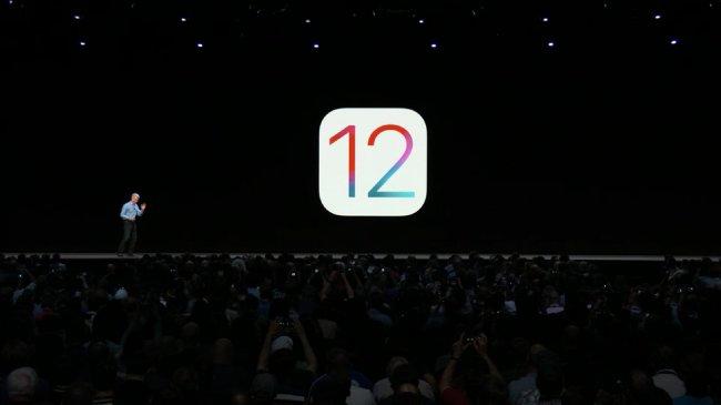 iOS 12'den Yeni Bilgiler