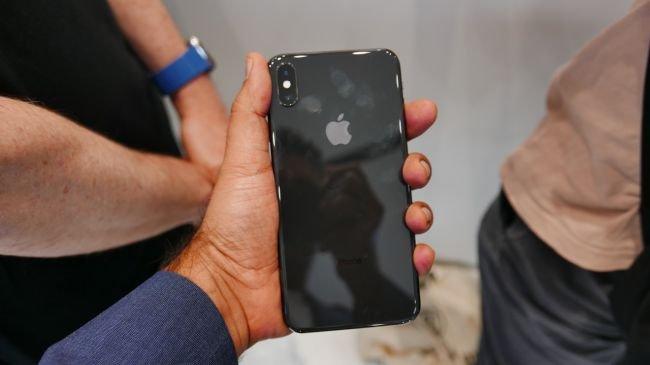 iPhone XS Max: Kamera