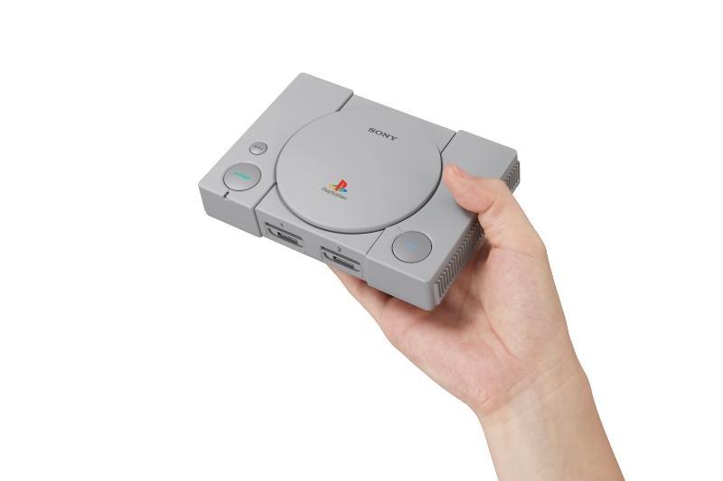 Nostalji Sevenler İçin PlayStation Classic Geldi!