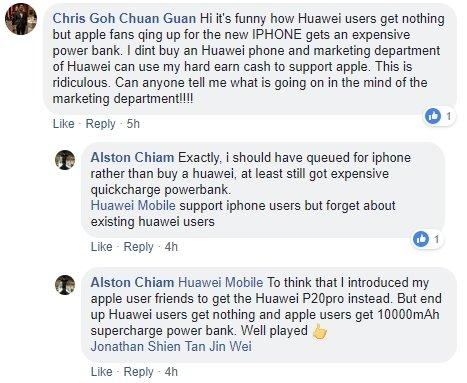 Huawei, Şimdi de iPhone Kuyruğuna El Attı!