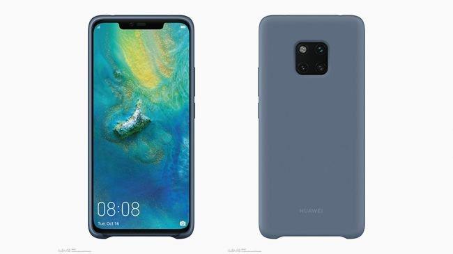 Huawei Mate 20 Pro İyice Sızdı!