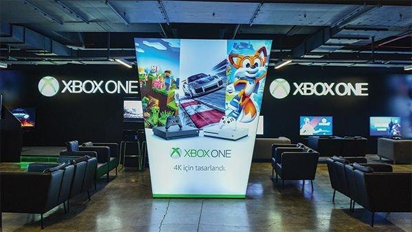 Xbox Oyun Alanı