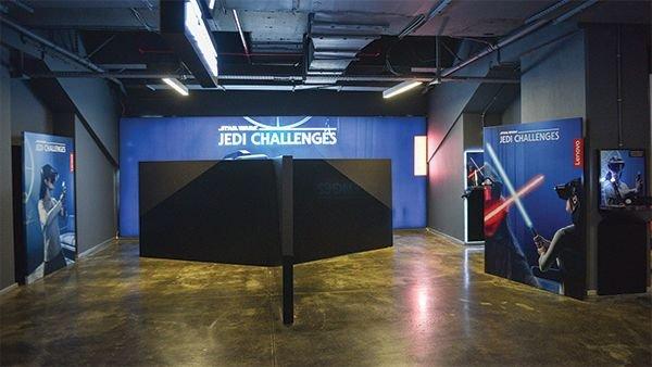 Star Wars Jedi Challenges ile Yıldız Savaşları!