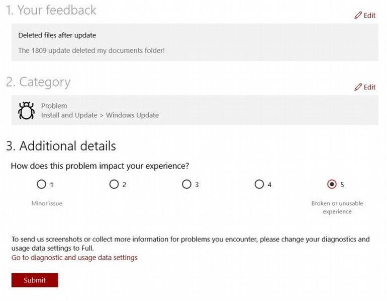 """Microsoft """"Dosya Silen"""" Hatayı Düzeltti!"""