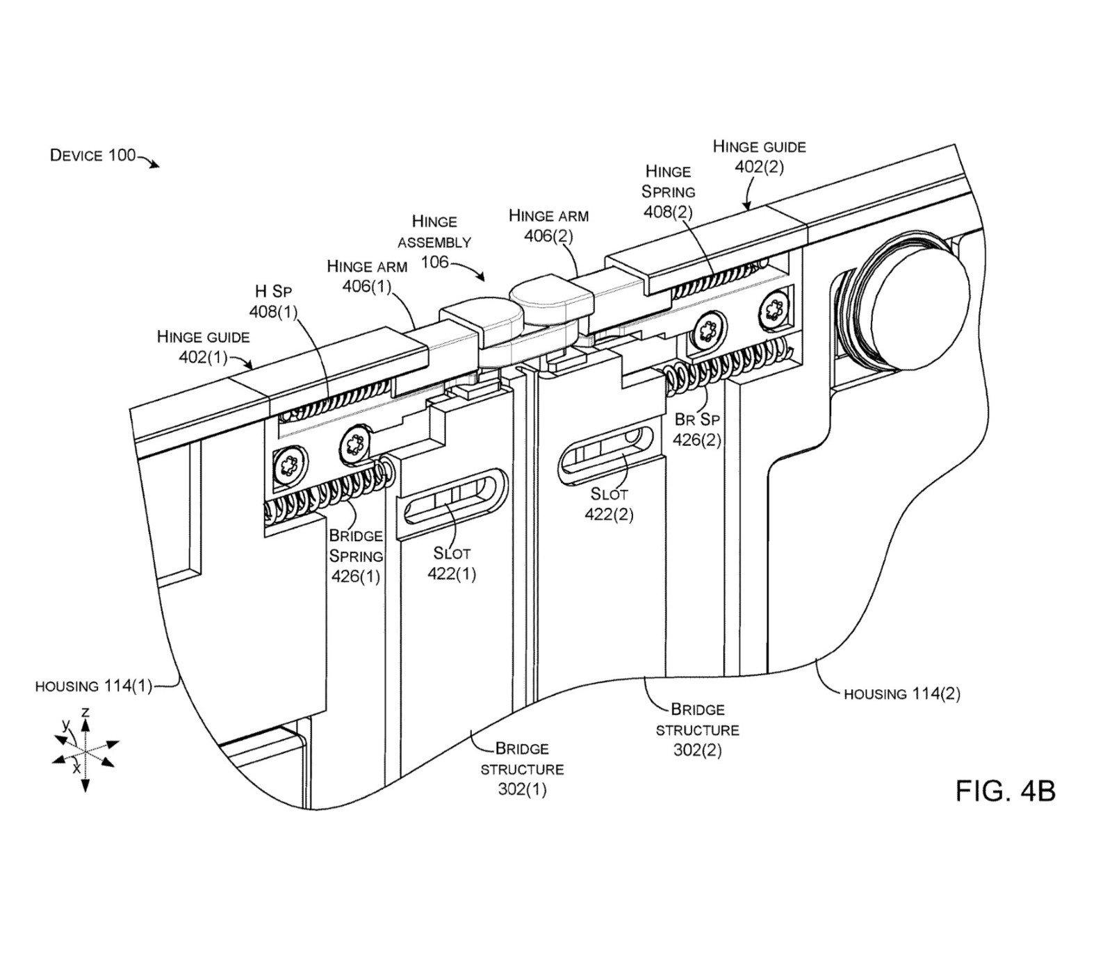 Microsoft'tan Yeni Bir Katlanan Telefon Patenti