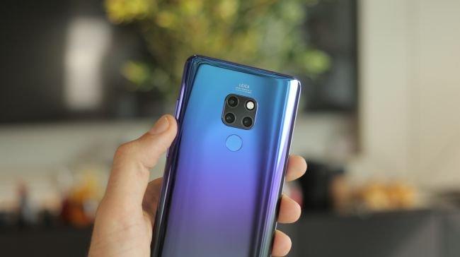 Huawei Mate 20 Pro Tanıtıldı, İşte Özellikleri