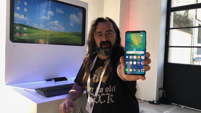 Huawei Mate 20 vs. Huawei Mate 20 Pro