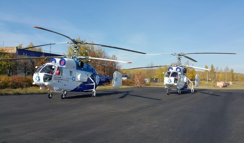 Kaan Air, 3 Adet Kamov KA32'yi Filosuna Kattı