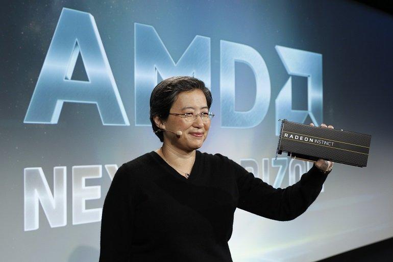 AMD Bilgi-İşlem Mimarisi Güncellemeleri