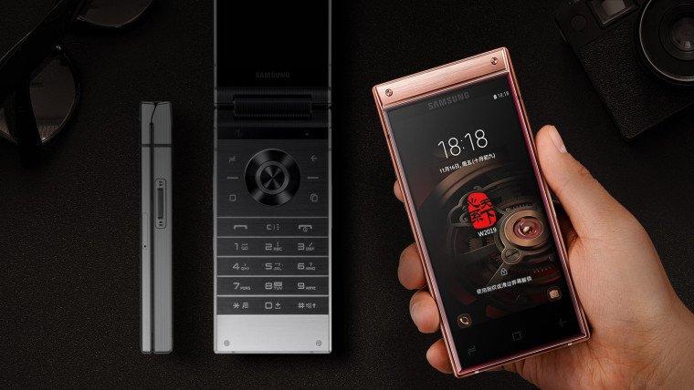 Samsung Galaxy W2019 Tanıtıldı İşte Özellikleri!