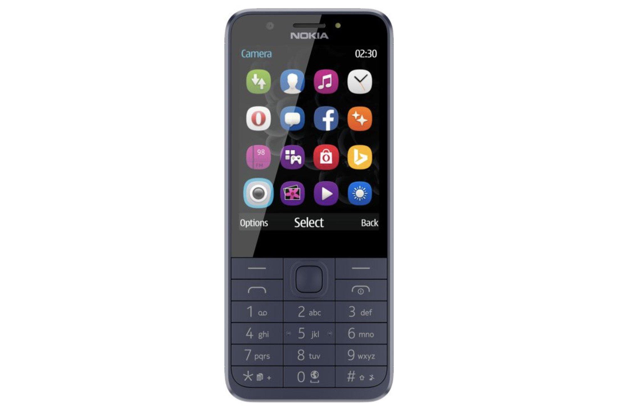 Nokia 230'a İki Yeni Renk Seçeneği