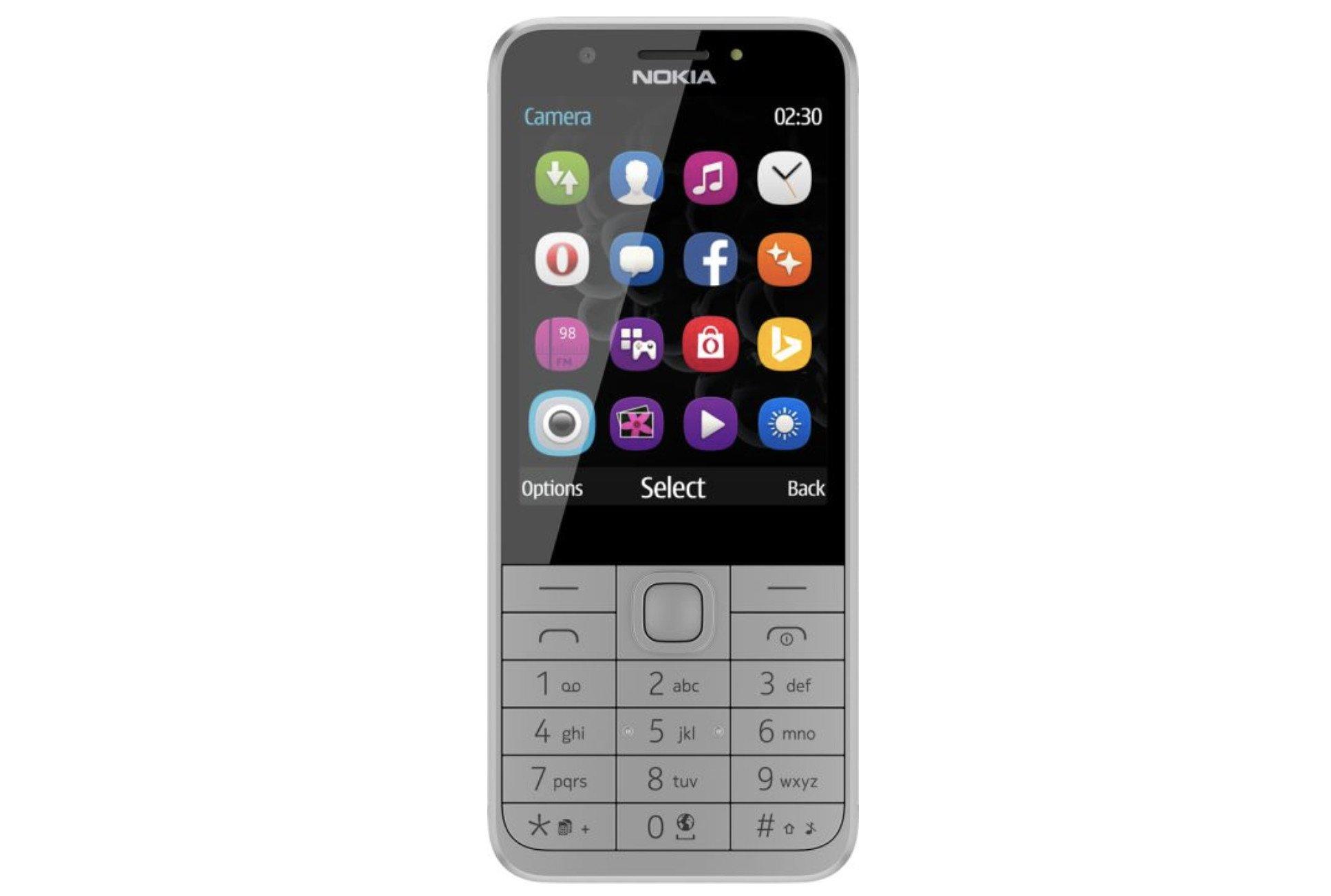 Nokia 106 Tanıtıldı, Nokia 230 Yenilendi