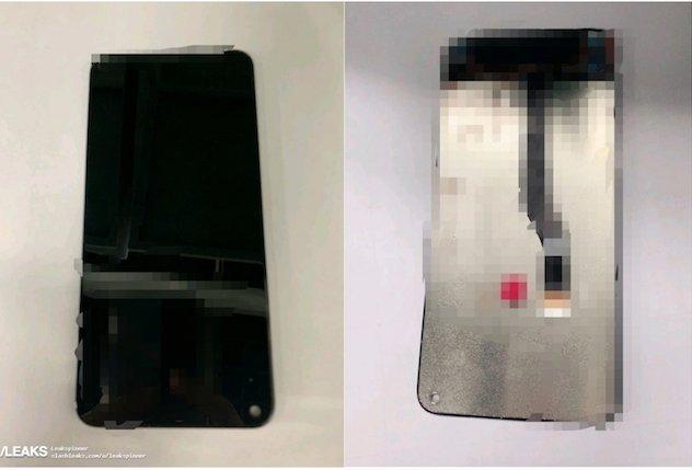 Samsung Infinity-O display göründü!