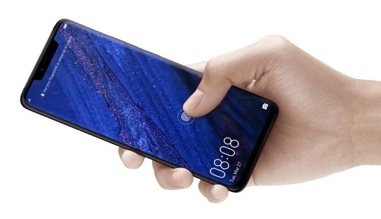 Ekrana entegre parmak izi sensörü ve fazlası