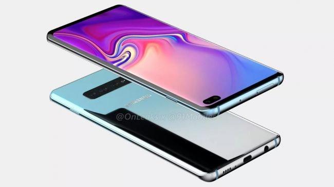 Galaxy S10 Plus'tan Yeni Görüntüler Sızdı